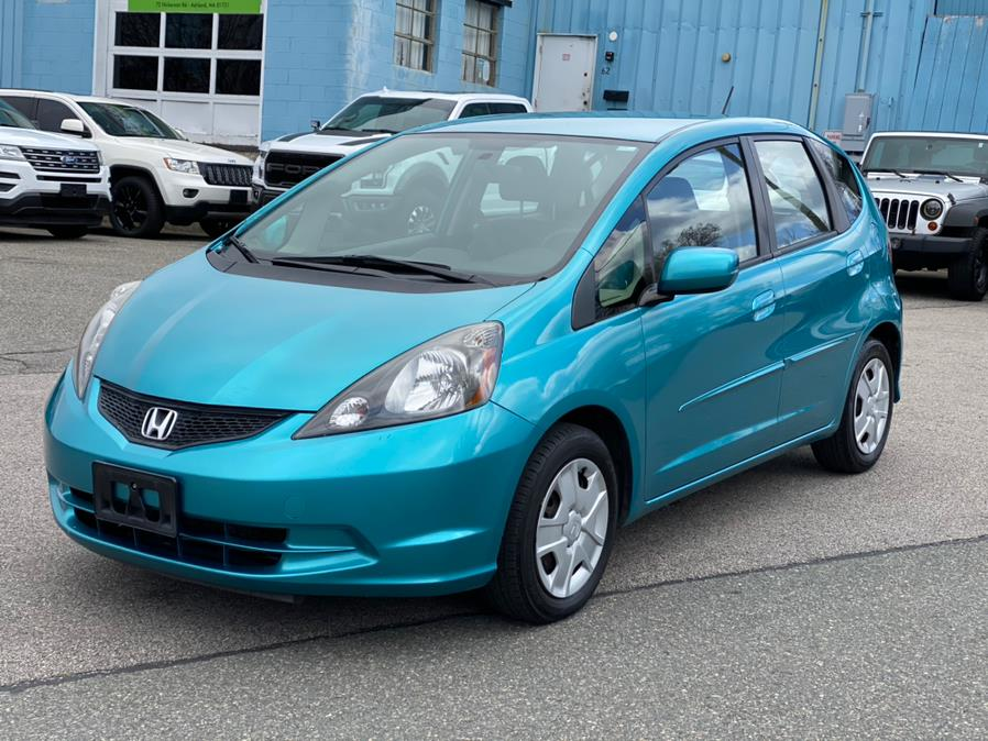 Used 2012 Honda Fit in Ashland , Massachusetts | New Beginning Auto Service Inc . Ashland , Massachusetts