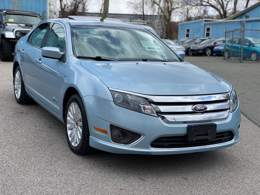 Used Ford Fusion 4dr Sdn Hybrid FWD 2010 | New Beginning Auto Service Inc . Ashland , Massachusetts