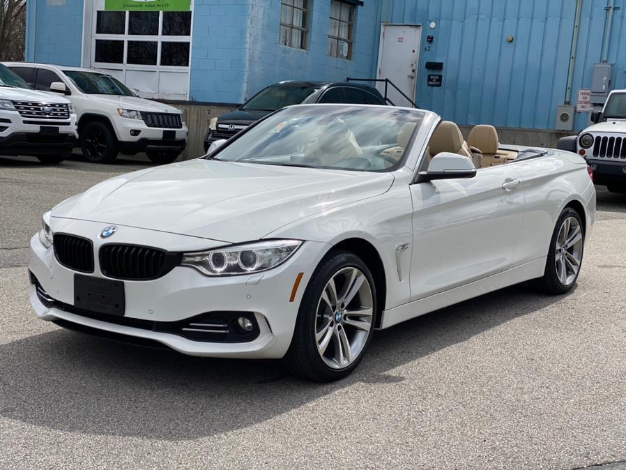 Used 2016 BMW 4 Series in Ashland , Massachusetts | New Beginning Auto Service Inc . Ashland , Massachusetts
