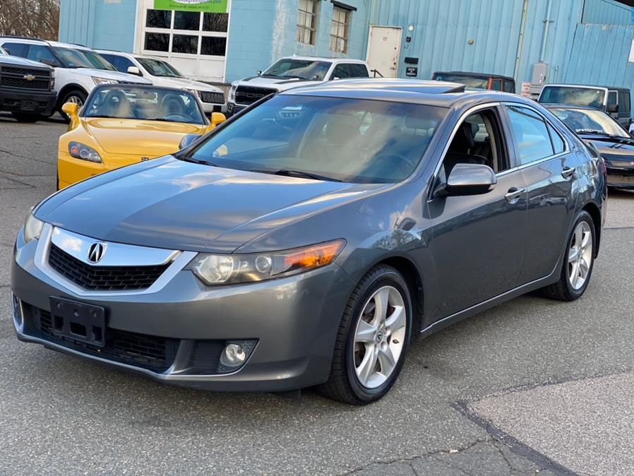 Used Acura TSX 4dr Sdn Auto 2009 | New Beginning Auto Service Inc . Ashland , Massachusetts