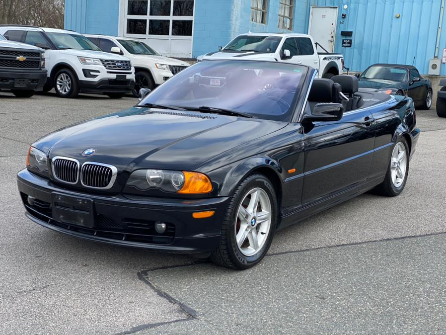 Used BMW 3 Series 325Ci 2dr Convertible 2002 | New Beginning Auto Service Inc . Ashland , Massachusetts