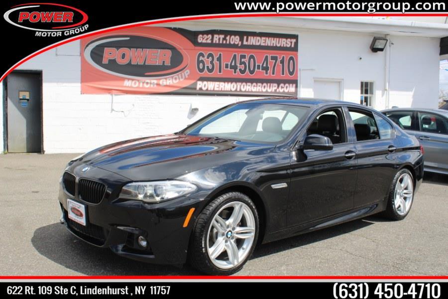 Used 2016 BMW 5 Series- M-SPORT in Lindenhurst , New York | Power Motor Group. Lindenhurst , New York