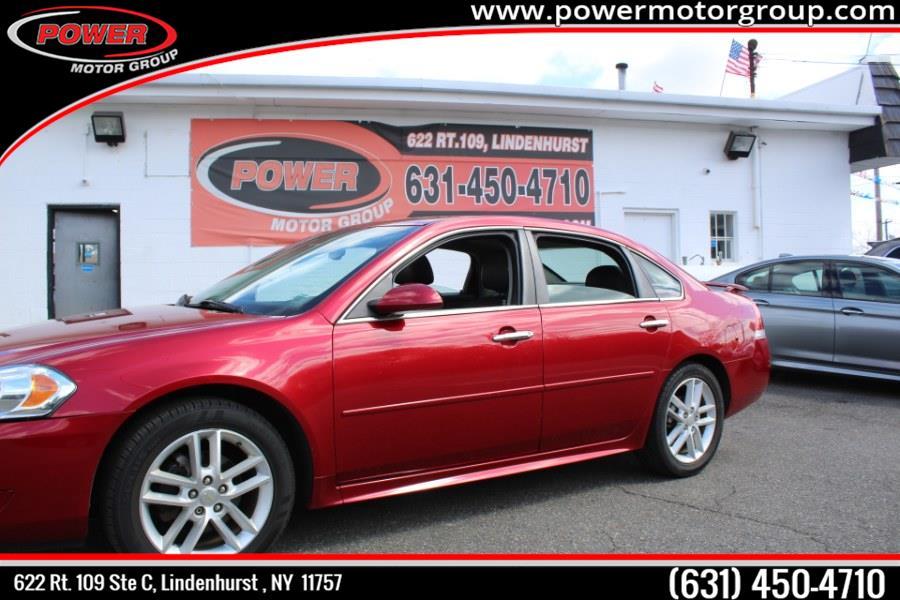 Used 2014 Chevrolet Impala Limited in Lindenhurst , New York | Power Motor Group. Lindenhurst , New York