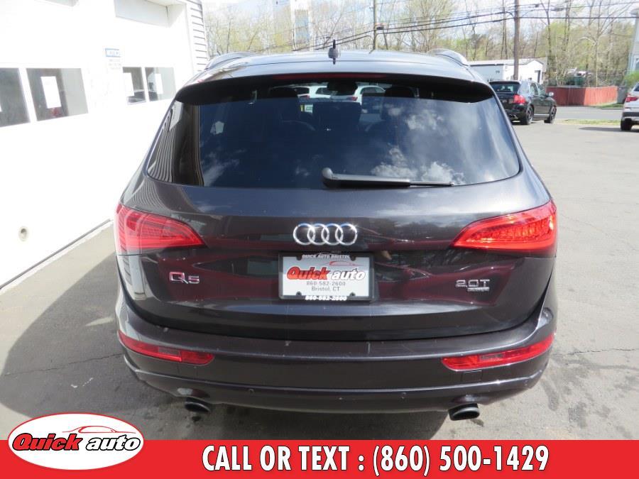 Used Audi Q5 quattro 4dr 2.0T Premium Plus 2014   Quick Auto LLC. Bristol, Connecticut