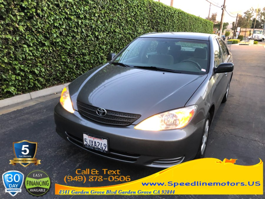Used 2004 Toyota Camry in Garden Grove, California | Speedline Motors. Garden Grove, California