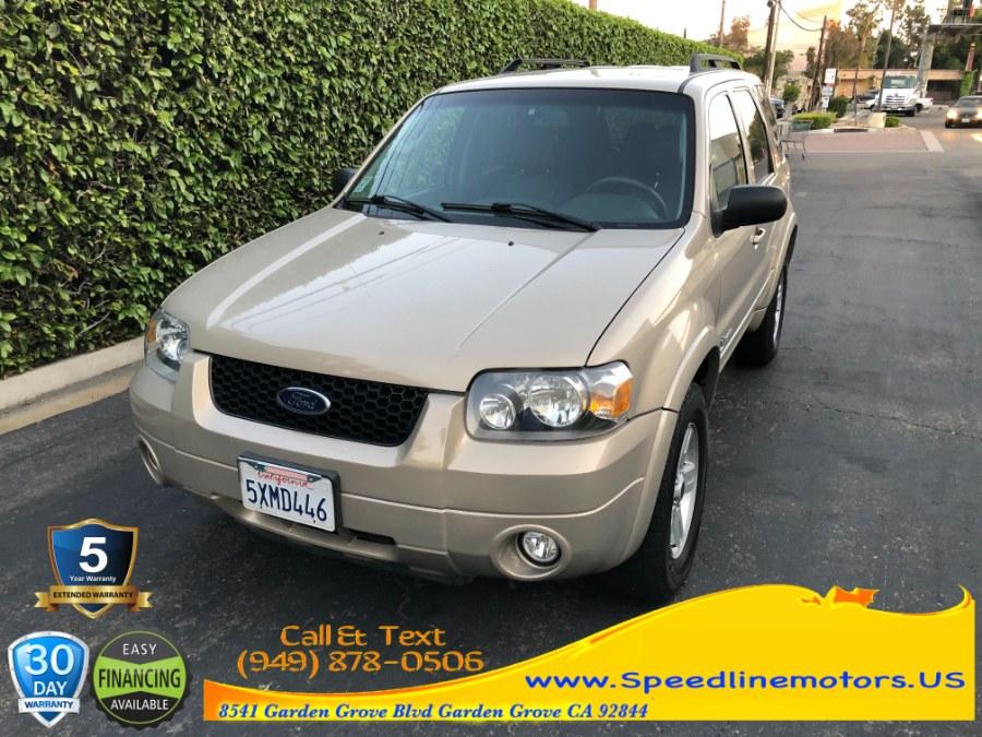 Used 2007 Ford Escape in Garden Grove, California | Speedline Motors. Garden Grove, California