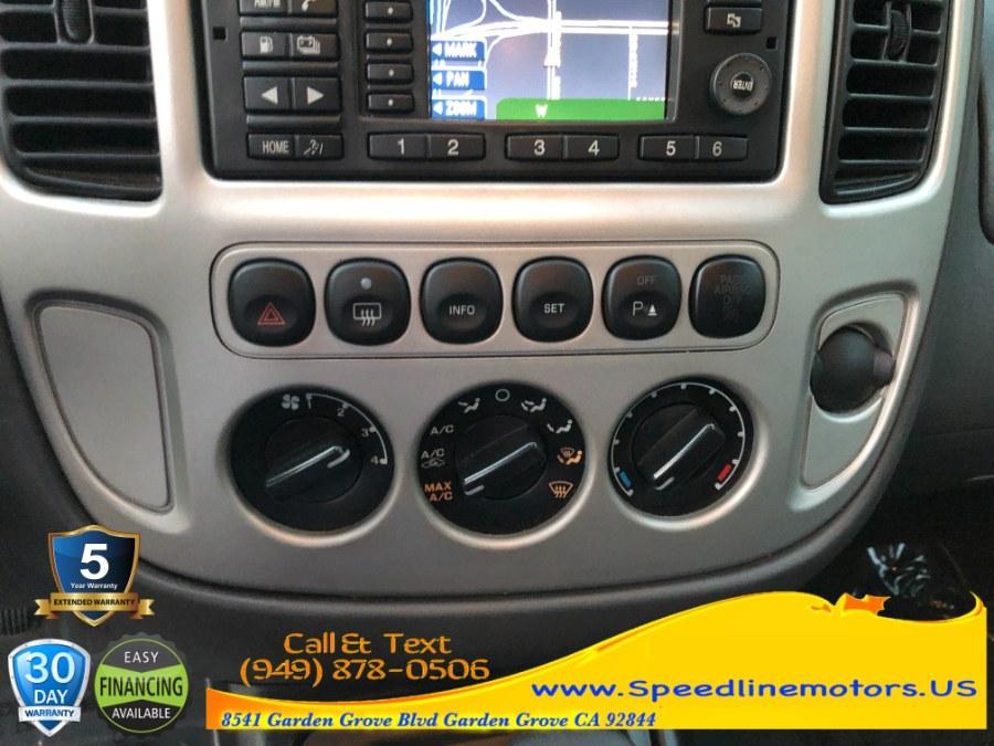 Used Ford Escape 2WD 4dr I4 CVT Hybrid 2007 | Speedline Motors. Garden Grove, California