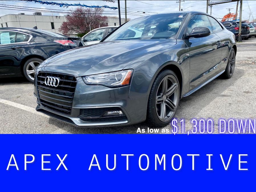 Used 2014 Audi A5 in Waterbury, Connecticut | Apex  Automotive. Waterbury, Connecticut
