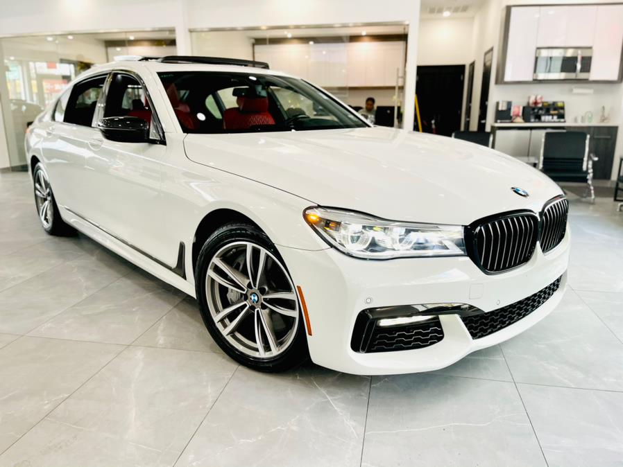 Used BMW 7 Series 750i xDrive Sedan 2018 | Luxury Motor Club. Franklin Square, New York