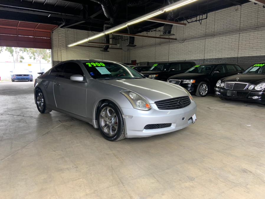 Used 2005 Infiniti G35 Coupe in Garden Grove, California | U Save Auto Auction. Garden Grove, California