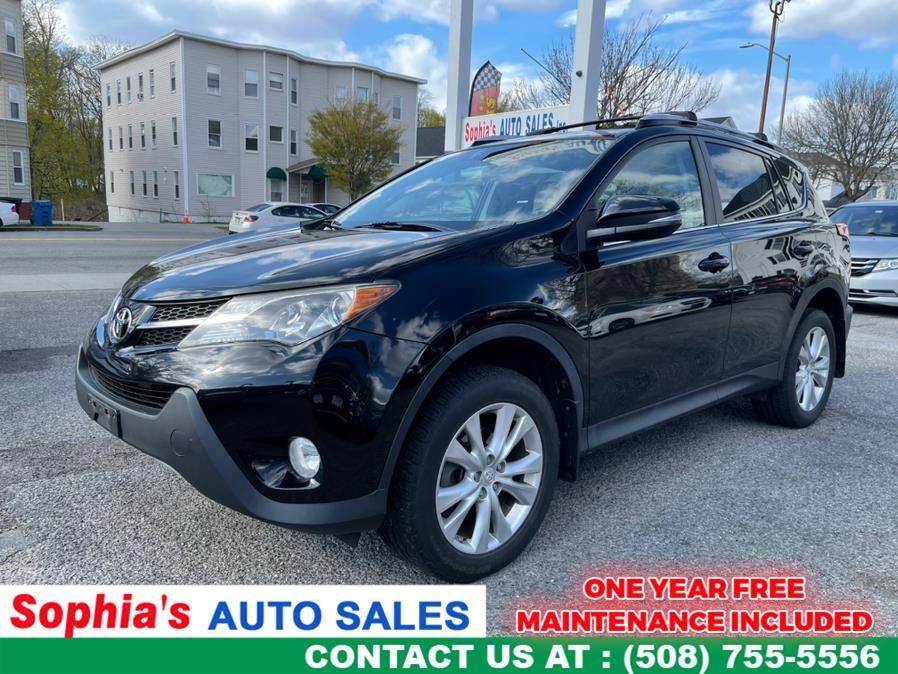 Used 2014 Toyota RAV4 in Worcester, Massachusetts | Sophia's Auto Sales Inc. Worcester, Massachusetts