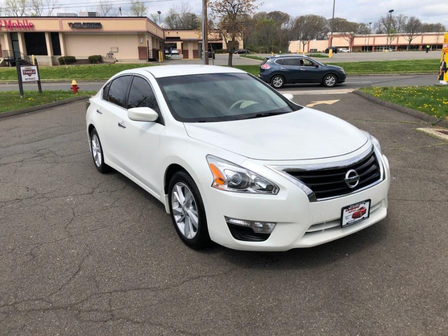 Used Nissan Altima 4dr Sedan I4 2.5 SV 2014 | Ledyard Auto Sale LLC. Hartford , Connecticut