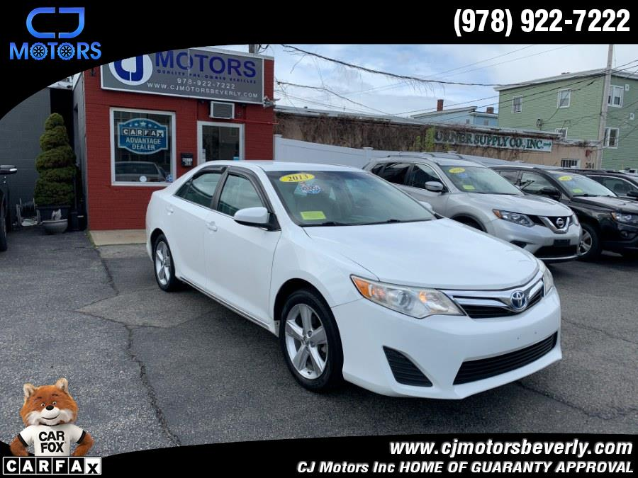 Used 2013 Toyota Camry Hybrid in Beverly, Massachusetts | CJ Motors Inc. Beverly, Massachusetts