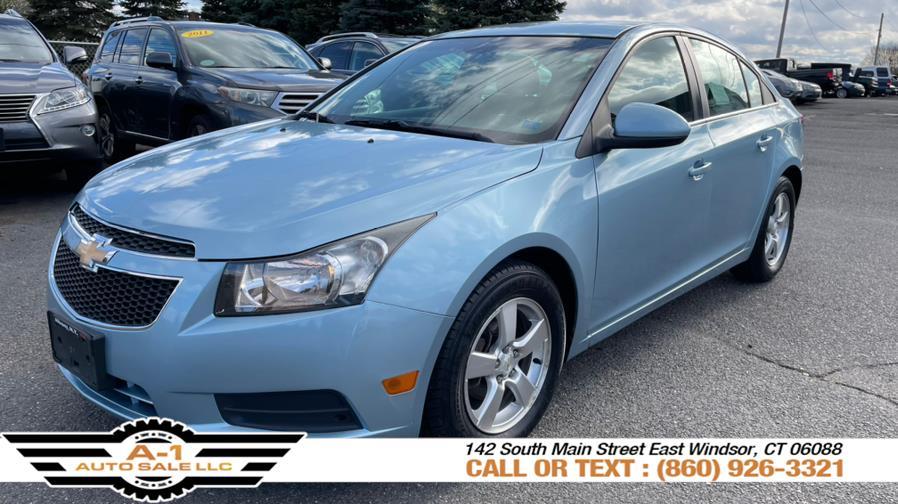 Used 2011 Chevrolet Cruze in East Windsor, Connecticut | A1 Auto Sale LLC. East Windsor, Connecticut
