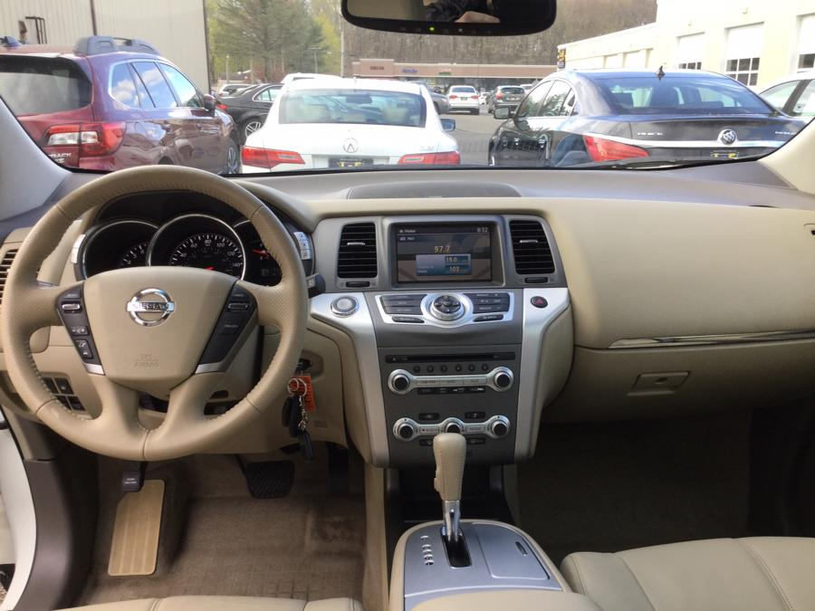 Used Nissan Murano AWD 4dr SL 2014 | L&S Automotive LLC. Plantsville, Connecticut