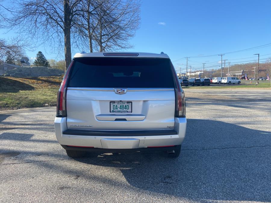 Used Cadillac Escalade 4WD 4dr Premium 2015   Saybrook Auto Barn. Old Saybrook, Connecticut
