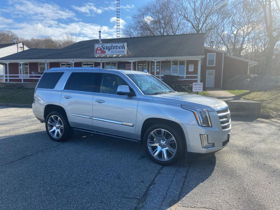 Used 2015 Cadillac Escalade in Old Saybrook, Connecticut | Saybrook Auto Barn. Old Saybrook, Connecticut