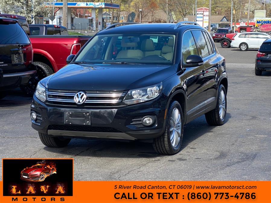 Used 2015 Volkswagen Tiguan in Canton, Connecticut | Lava Motors. Canton, Connecticut