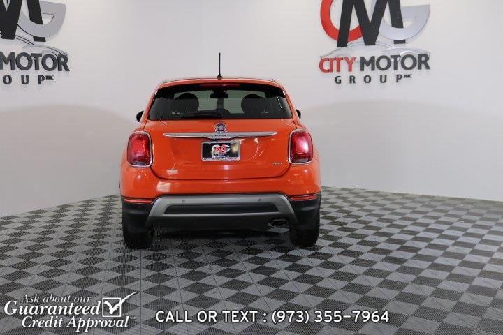 Used Fiat 500x Trekking Plus 2016 | City Motor Group Inc.. Haskell, New Jersey