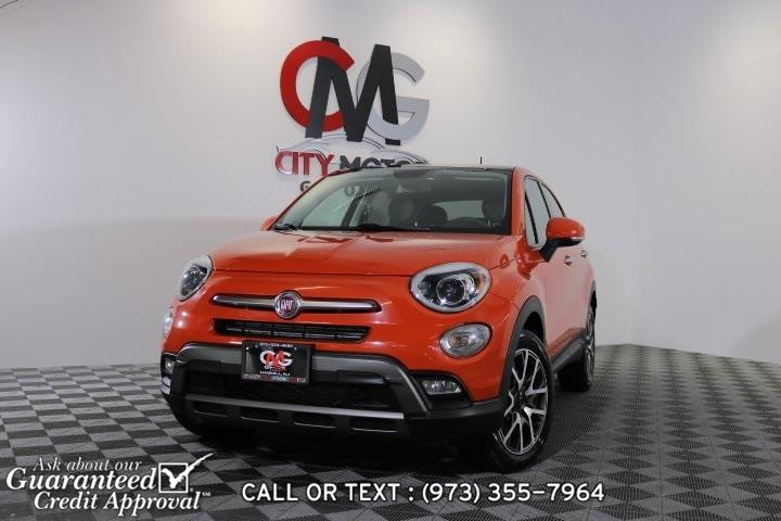 Used 2016 Fiat 500x in Haskell, New Jersey | City Motor Group Inc.. Haskell, New Jersey