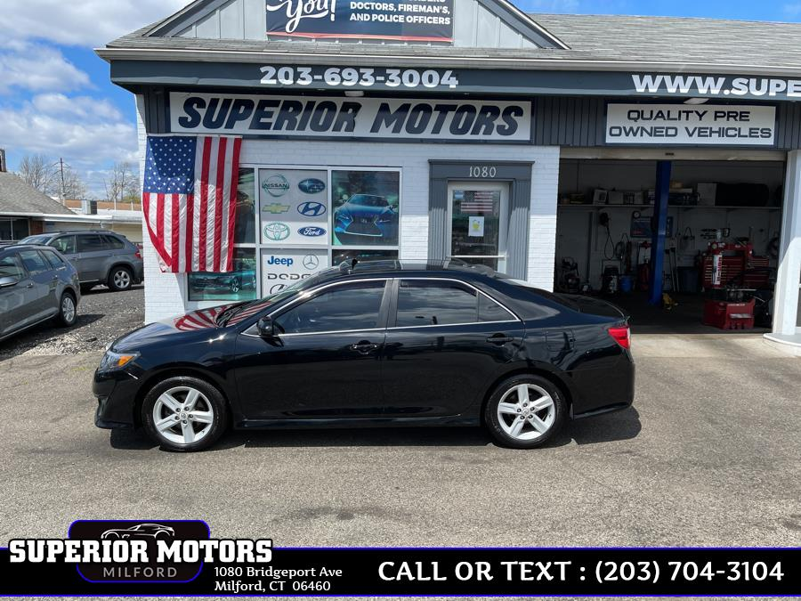 Used 2012 Toyota CAMRY Camry SE in Milford, Connecticut | Superior Motors LLC. Milford, Connecticut