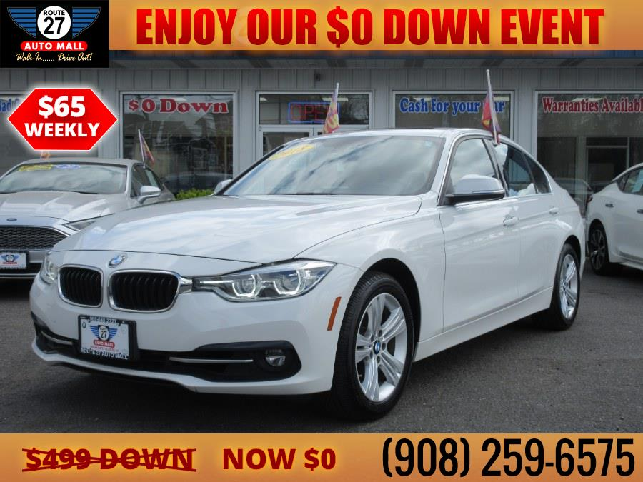 Used 2018 BMW 3 Series in Linden, New Jersey | Route 27 Auto Mall. Linden, New Jersey