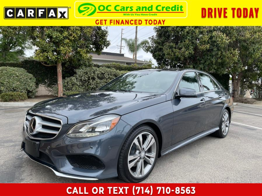 Used 2016 Mercedes-Benz E-Class in Garden Grove, California | OC Cars and Credit. Garden Grove, California