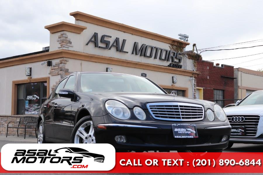 Used 2006 Mercedes-Benz E-Class in East Rutherford, New Jersey | Asal Motors. East Rutherford, New Jersey