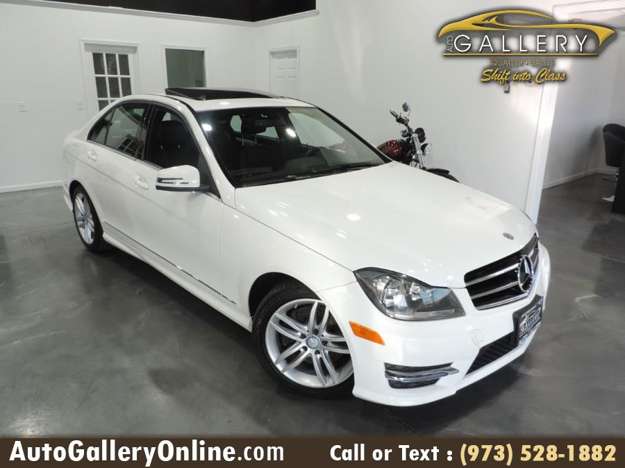 Used 2014 Mercedes-Benz C-Class in Lodi, New Jersey | Auto Gallery. Lodi, New Jersey