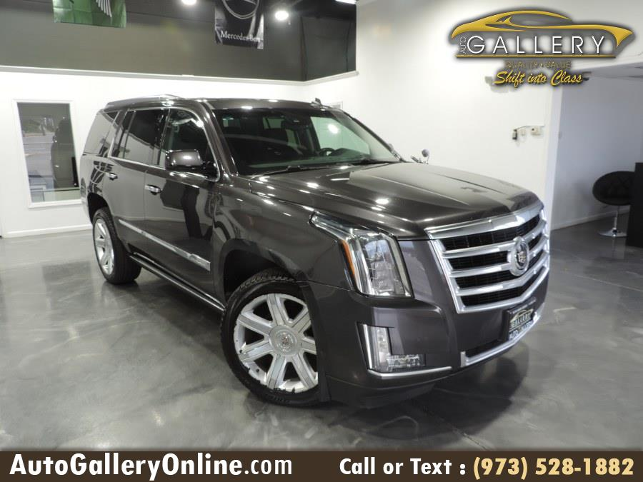 Used 2015 Cadillac Escalade in Lodi, New Jersey | Auto Gallery. Lodi, New Jersey