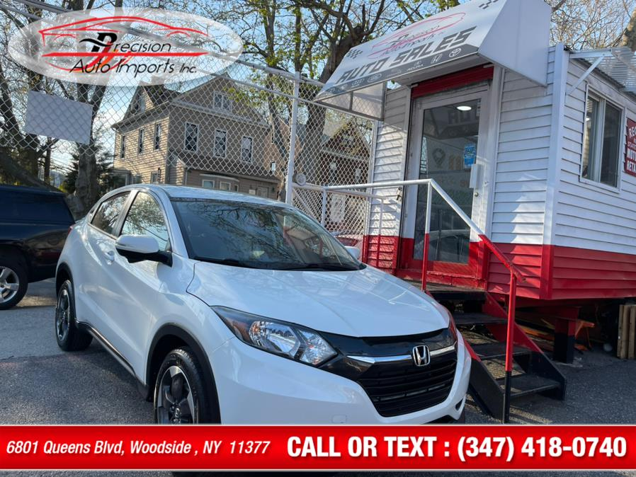 Used 2018 Honda HR-V in Woodside , New York | Precision Auto Imports Inc. Woodside , New York