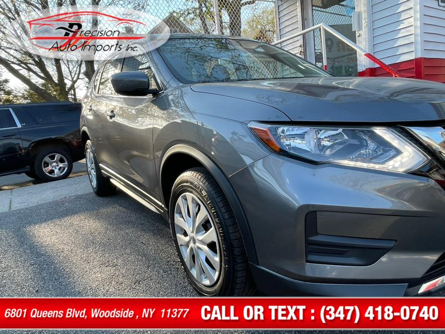 Used Nissan Rogue AWD S 2018 | Precision Auto Imports Inc. Woodside , New York