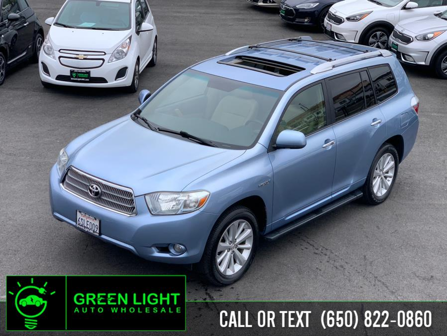 Used 2008 Toyota Highlander Hybrid in Daly City, California | Green Light Auto Wholesale. Daly City, California