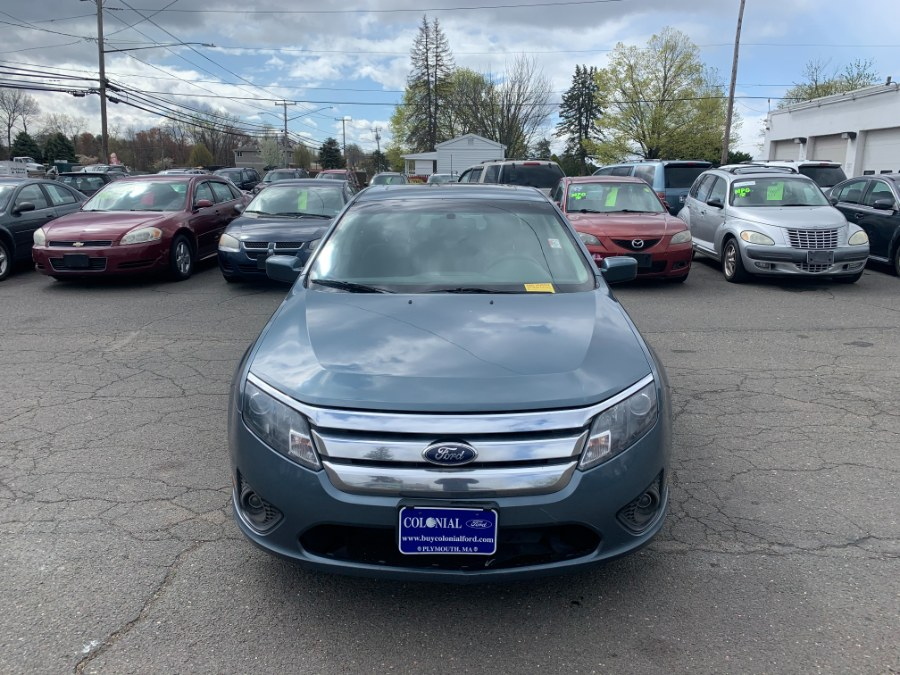 Used Ford Fusion 4dr Sdn SE FWD 2012 | CT Car Co LLC. East Windsor, Connecticut