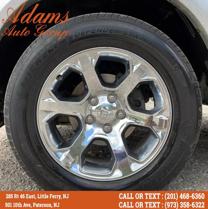 "Used Ram 1500 4WD Crew Cab 140.5"" Laramie 2015   Adams Auto Group . Little Ferry , New Jersey"