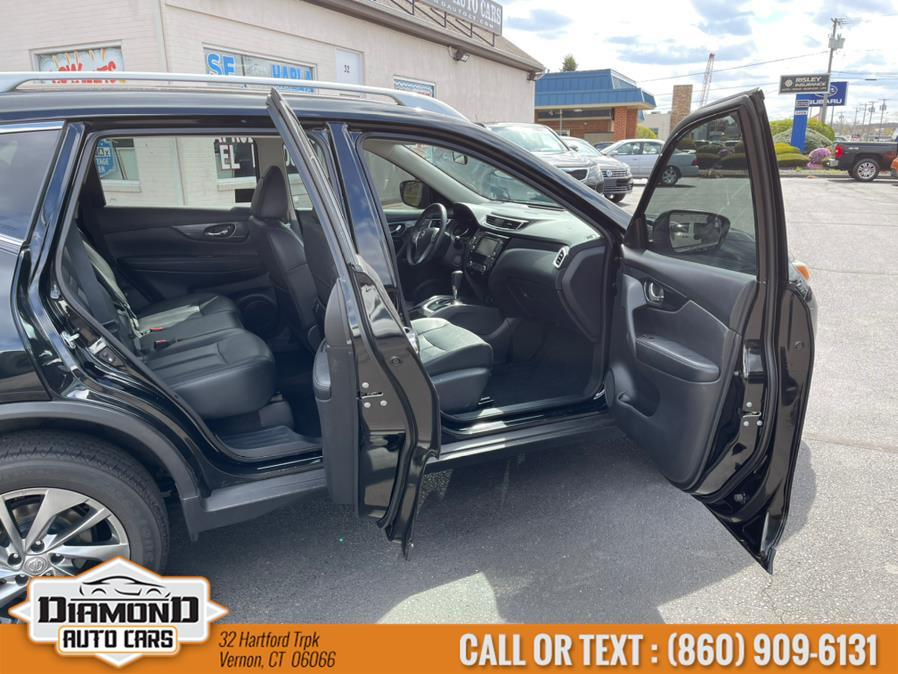 Used Nissan Rogue AWD 4dr SL 2015 | Diamond Auto Cars LLC. Vernon, Connecticut