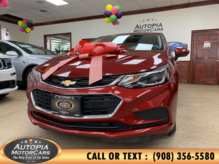 Used 2018 Chevrolet Cruze in Union, New Jersey | Autopia Motorcars Inc. Union, New Jersey