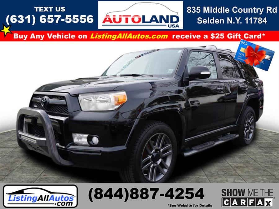 Used Toyota 4runner Trail 2011 | www.ListingAllAutos.com. Patchogue, New York
