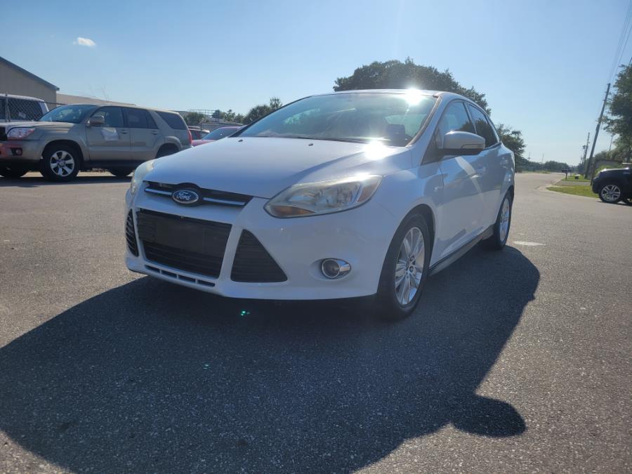 Used Ford Focus 4dr Sdn SE 2014 | Ideal Auto Sales. Orlando, Florida