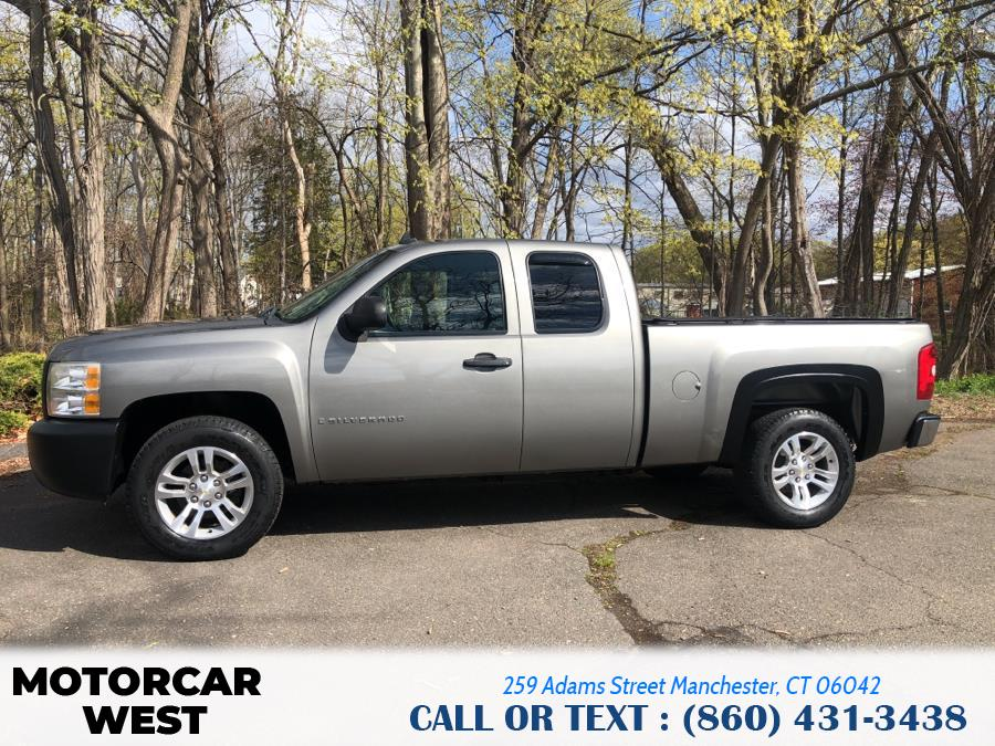 """Used Chevrolet Silverado 1500 2WD Ext Cab 143.5"""" Work Truck 2009 