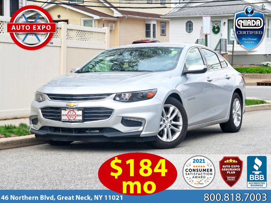 Used 2018 Chevrolet Malibu in Great Neck, New York | Auto Expo Ent Inc.. Great Neck, New York