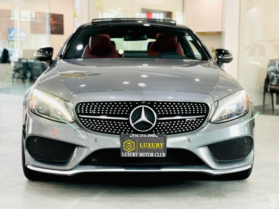 Used Mercedes-Benz C-Class AMG C 43 4MATIC Coupe 2017   C Rich Cars. Franklin Square, New York
