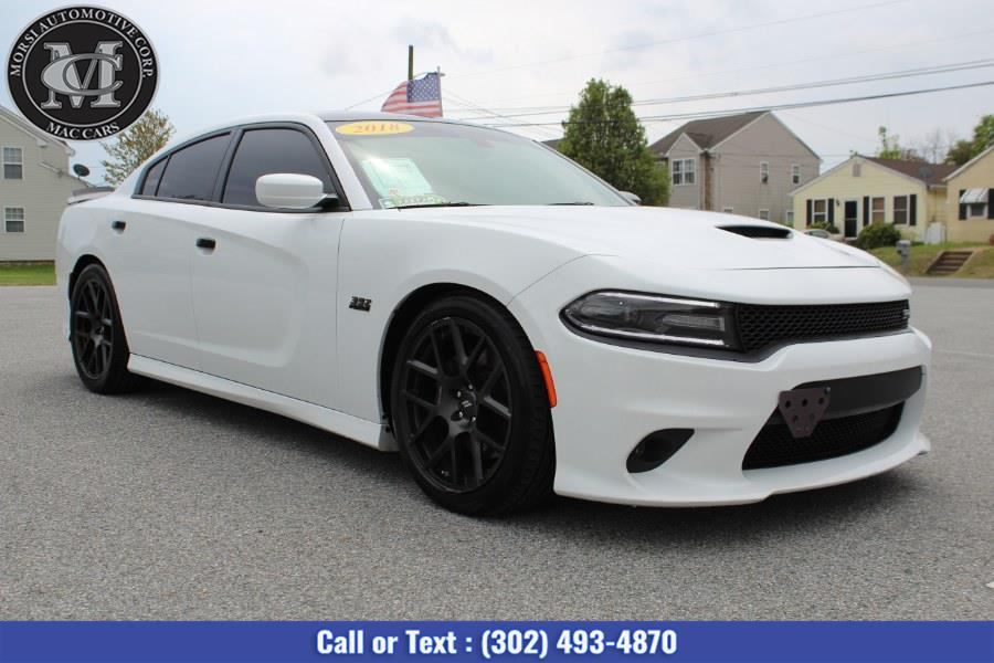 Used Dodge Charger R/T Scat Pack RWD 2018 | Morsi Automotive Corp. New Castle, Delaware