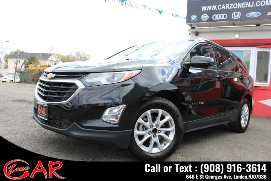 Used Chevrolet Equinox AWD 4dr LT w/1LT 2018   Car Zone. Linden, New Jersey