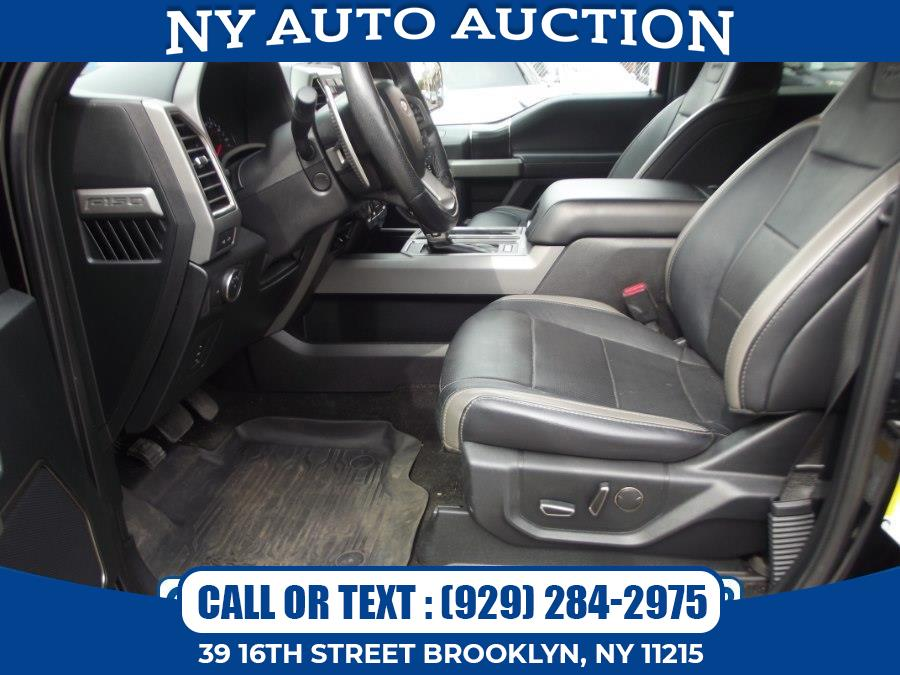 Used Ford F-150 Raptor 4WD SuperCrew 5.5'' Box 2017 | NY Auto Auction. Brooklyn, New York