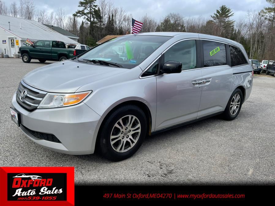 Used Honda Odyssey 5dr EX 2011   Oxford Auto Sales. Oxford, Maine