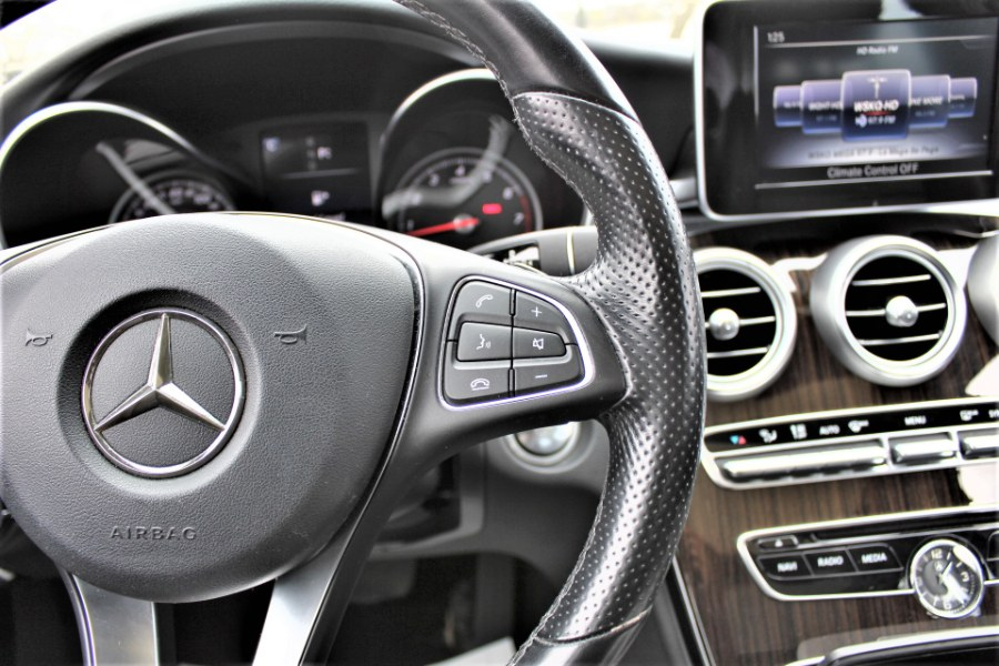2016 Mercedes-Benz C-Class 4dr Sdn C 300 4MATIC, available for sale in Great Neck, NY