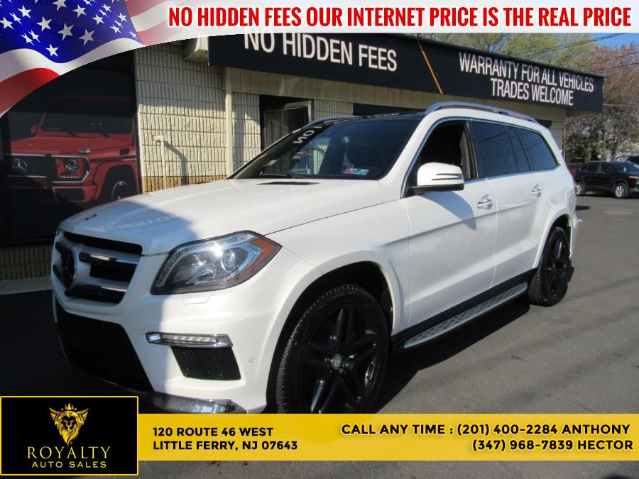 Used 2015 Mercedes-Benz GL-Class in Little Ferry, New Jersey | Royalty Auto Sales. Little Ferry, New Jersey