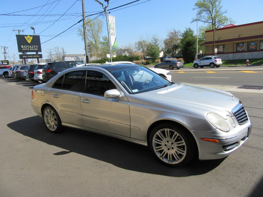 Used Mercedes-Benz E-Class 4dr Sdn Sport 3.5L 4MATIC 2008 | Royalty Auto Sales. Little Ferry, New Jersey