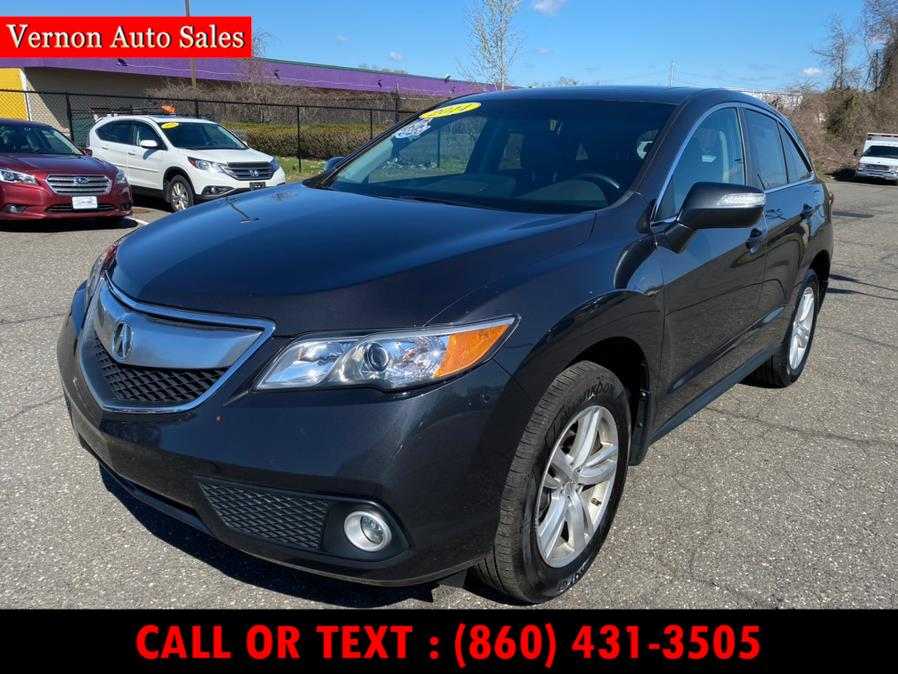 Used 2014 Acura RDX in Manchester, Connecticut | Vernon Auto Sale & Service. Manchester, Connecticut